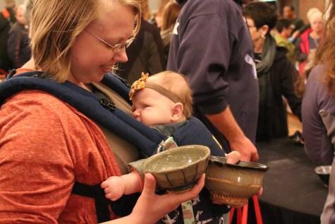 Empty Bowls raises money, awareness