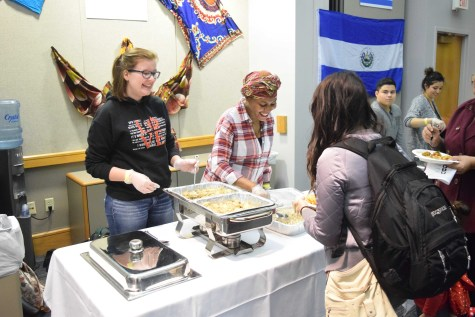 Expo promotes 'eating and learning together'