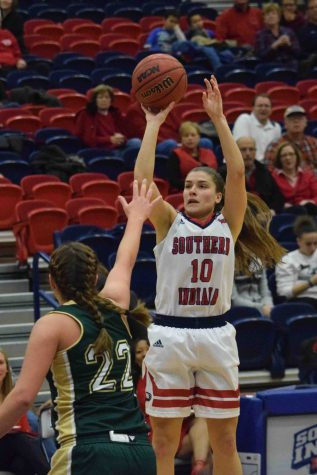 GALLERY: USI Women's basketball team defeats Missouri S&T 99-73