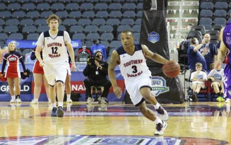 Men's basketball exits first round of NCAA