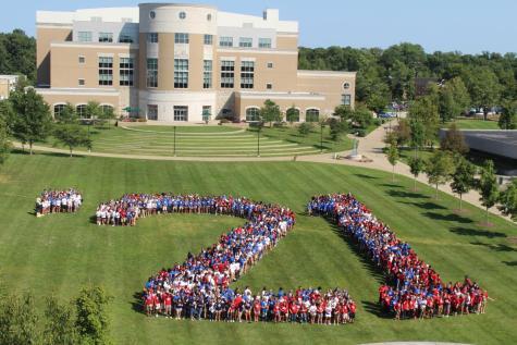 Undergraduate enrollment down; Graduate, CAP students up