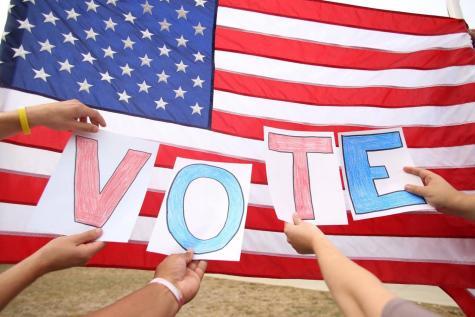 Voter registration information