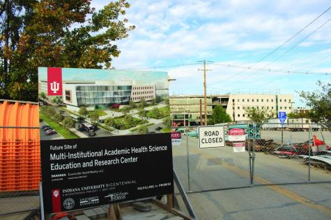 Evansville Health Center scheduled for May opening