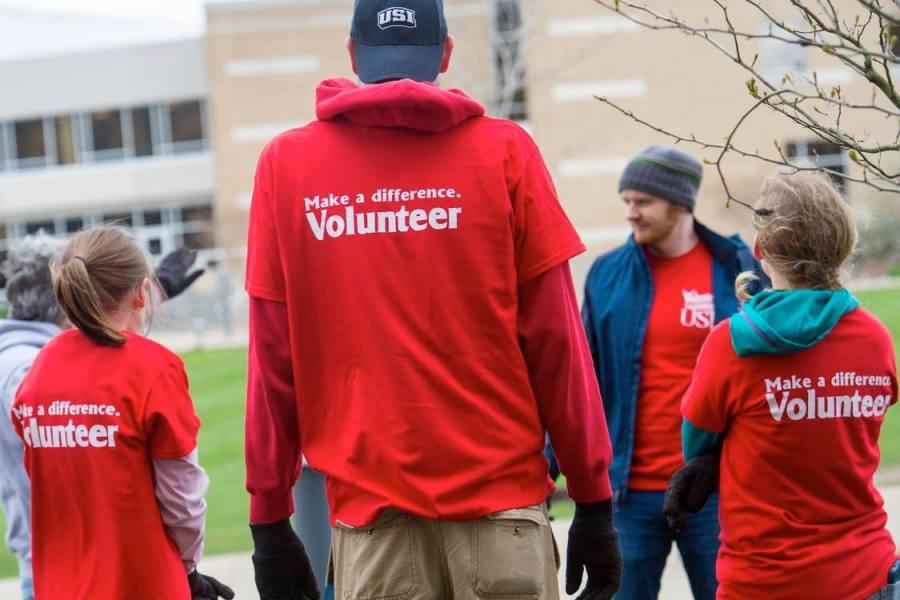 Excelling in volunteerism