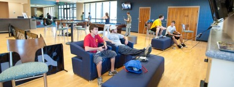 Why the recreation center has great opportunities