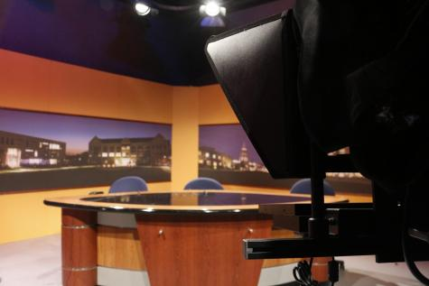 Student television program lacks funding, support