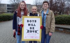 Women's March Evansville 2019