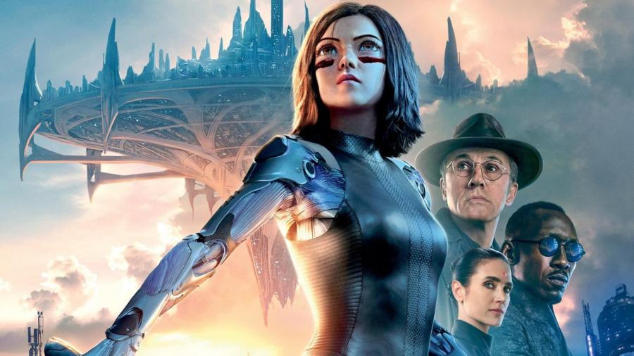 Kick-ass female lead, action in 'Alita: Battle Angel' – The