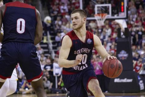 USI falls short of title game