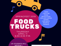 SpringFest kicks off with Food Truck Festival