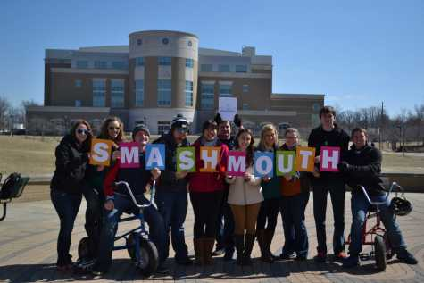 SpringFest committee snags 'All Star' band (VIDEO)
