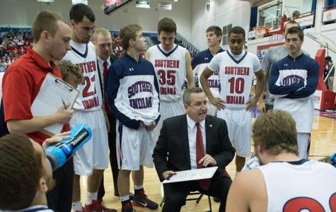 High hopes for men's basketball season