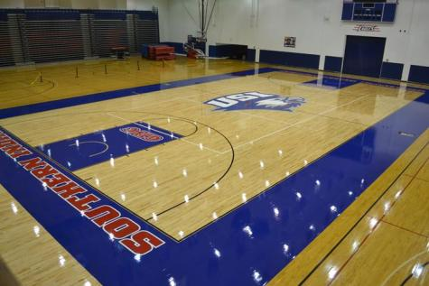 USI's new arena won't open until spring semester