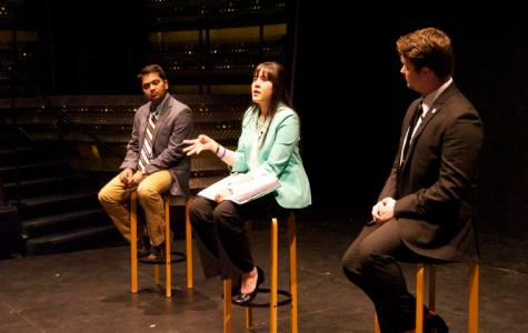 VIDEO: 2015 SGA Presidential Debate