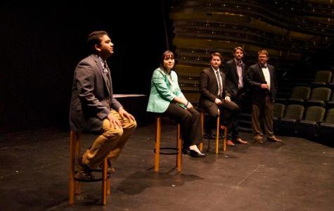 VIDEO: SGA debate addresses, 'avoids' campus issues