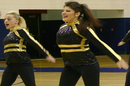 Dance team's goal is to win nationals