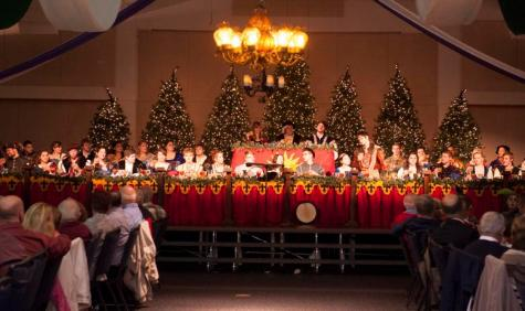 University prepares for 44th Annual Madrigal Feaste