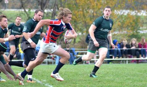 Rugby advances to regional semifinals for the first time