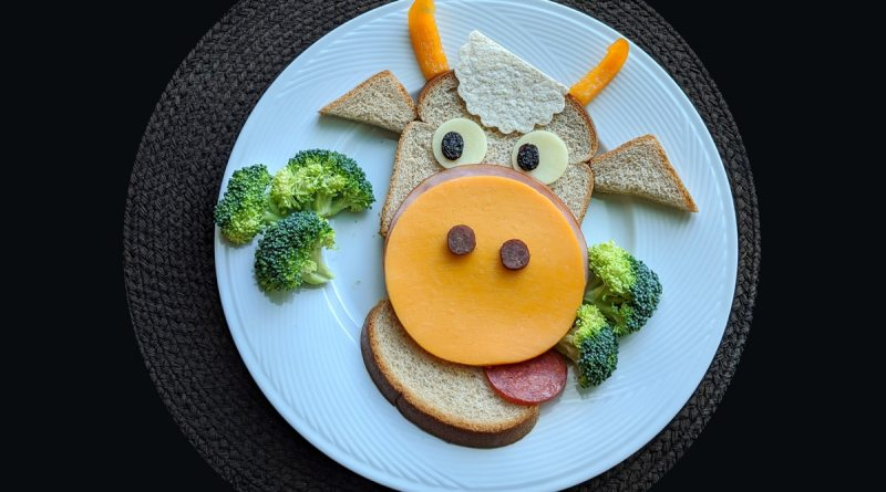 Snacks to Honor the Jersey Cow