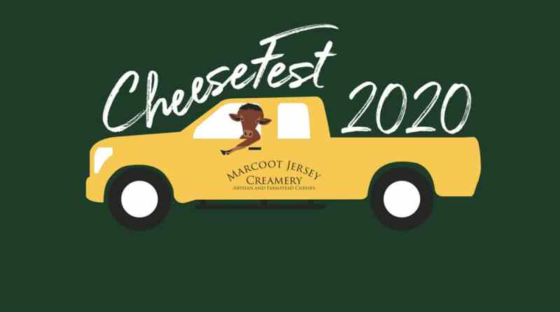 Record Attendance for Drive Through Cheese Event