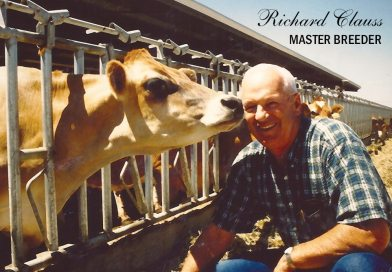 Clauss Named 2021 AJCA Master Breeder