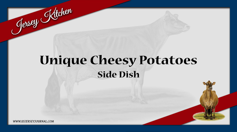 Unique Cheesy Potatoes
