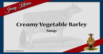 creamy vegetable barley soup