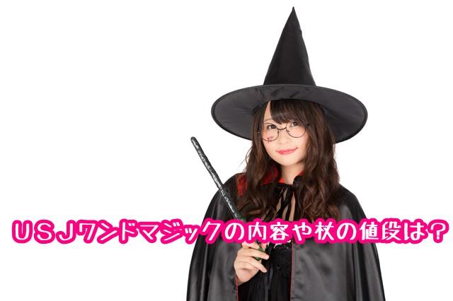 USJ ワンドマジック 杖