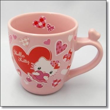 USJ キティ マグカップ
