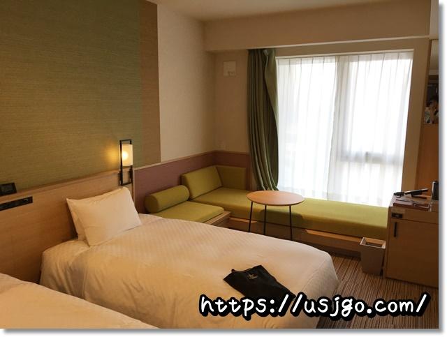 ザシンギュラリホテル 部屋