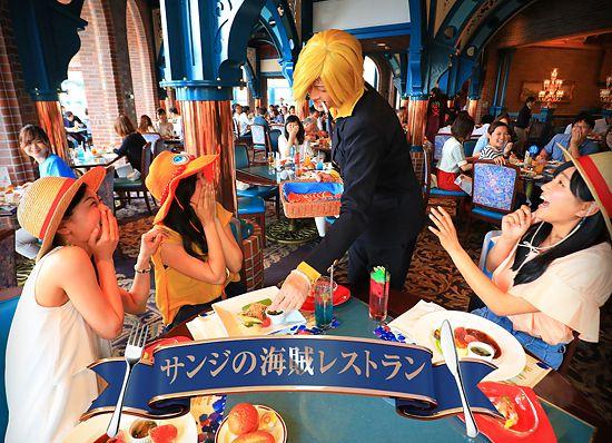 「USJワンピース2019「サンジの海賊レストラン」」の画像検索結果