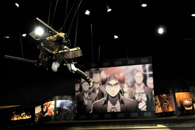 Universal Cool Japan 2017 ~Attack on Titan~