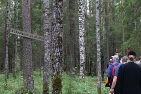 Korpiselän kalmistot. Kuva: Teemu T. Mantsinen