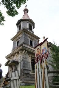 Korpiselän ortodoksinen kirkko. Kuva: Teemu T. Mantsinen