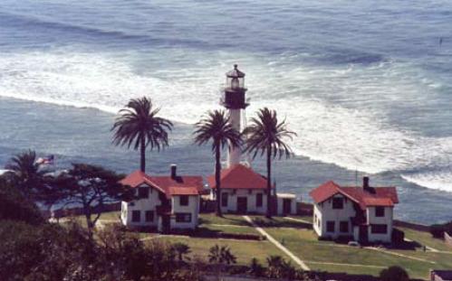 New Point Loma Lighthouse Us Lighthouse Society
