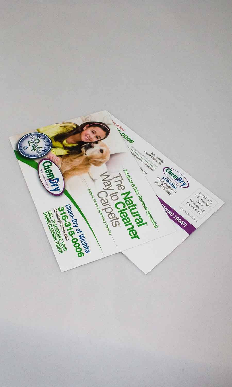 Print Advertising by US Logo
