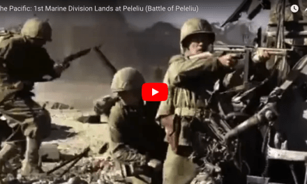 1st Marine Division Lands at Peleliu – The Pacific (2010)