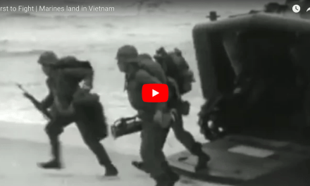 First to Fight | Marines land in Vietnam