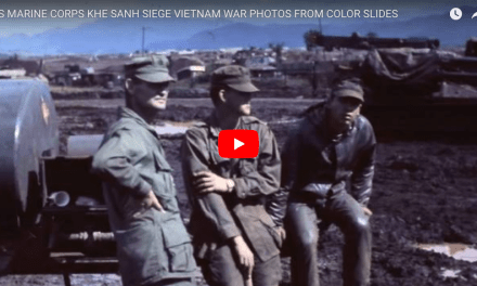 USMC – Khe Sanh Siege, Photos from Color Slides