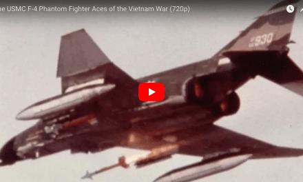The USMC F-4 Phantom Fighter Aces of the Vietnam War