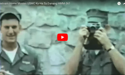 Vietnam Home Movies USMC Ky Ha To Danang