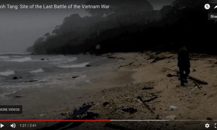 Koh Tang: Site of the Last Battle of the Vietnam War