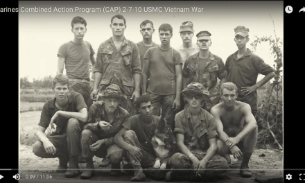 Marines Combined Action Program (CAP) USMC Vietnam