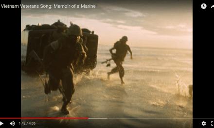 A Vietnam Veterans Song: Memoir of a Marine