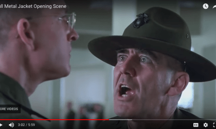 "RIP R Lee ""Gunny"" Ermey – Full Metal Jacket Opening Scene"