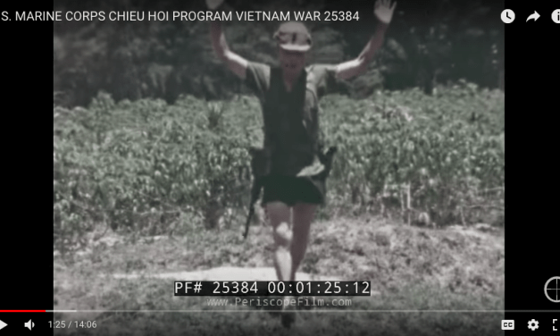 US Marine Corps Chieu Hoi Program Vietnam