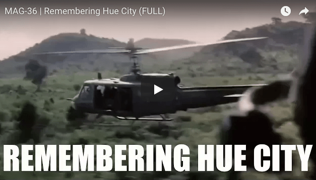 Remembering Hue City