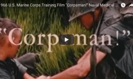 "USMC Training Film ""Corpsman!"" Naval Medical Personnel In Vietnam"
