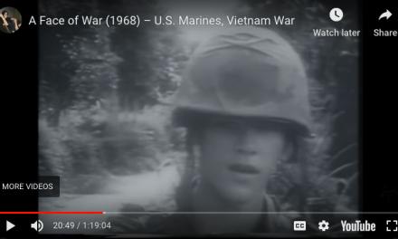 A Face of War (1968) – U.S. Marines, Vietnam War