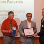 Parvania Receives 2017 IEEE Utah Section Outstanding Educator Award